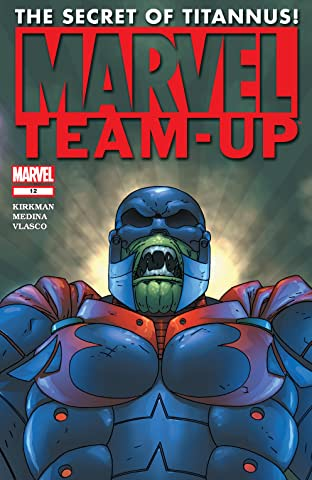 Marvel Team-Up (2004-2006) #12
