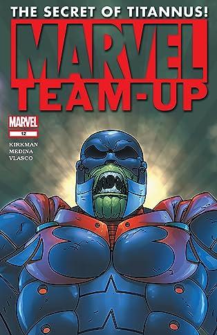 Marvel Team-Up (2004-2006) #12