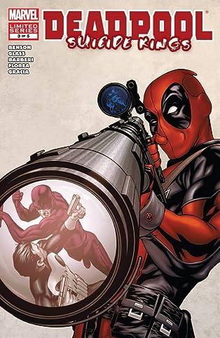 Deadpool: Suicide Kings #3 (of 5)