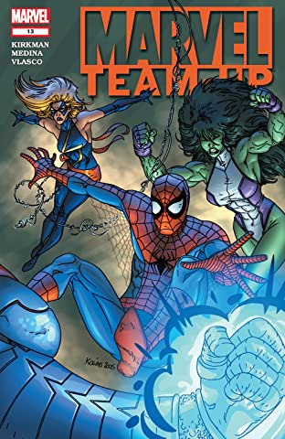 Marvel Team-Up (2004-2006) #13