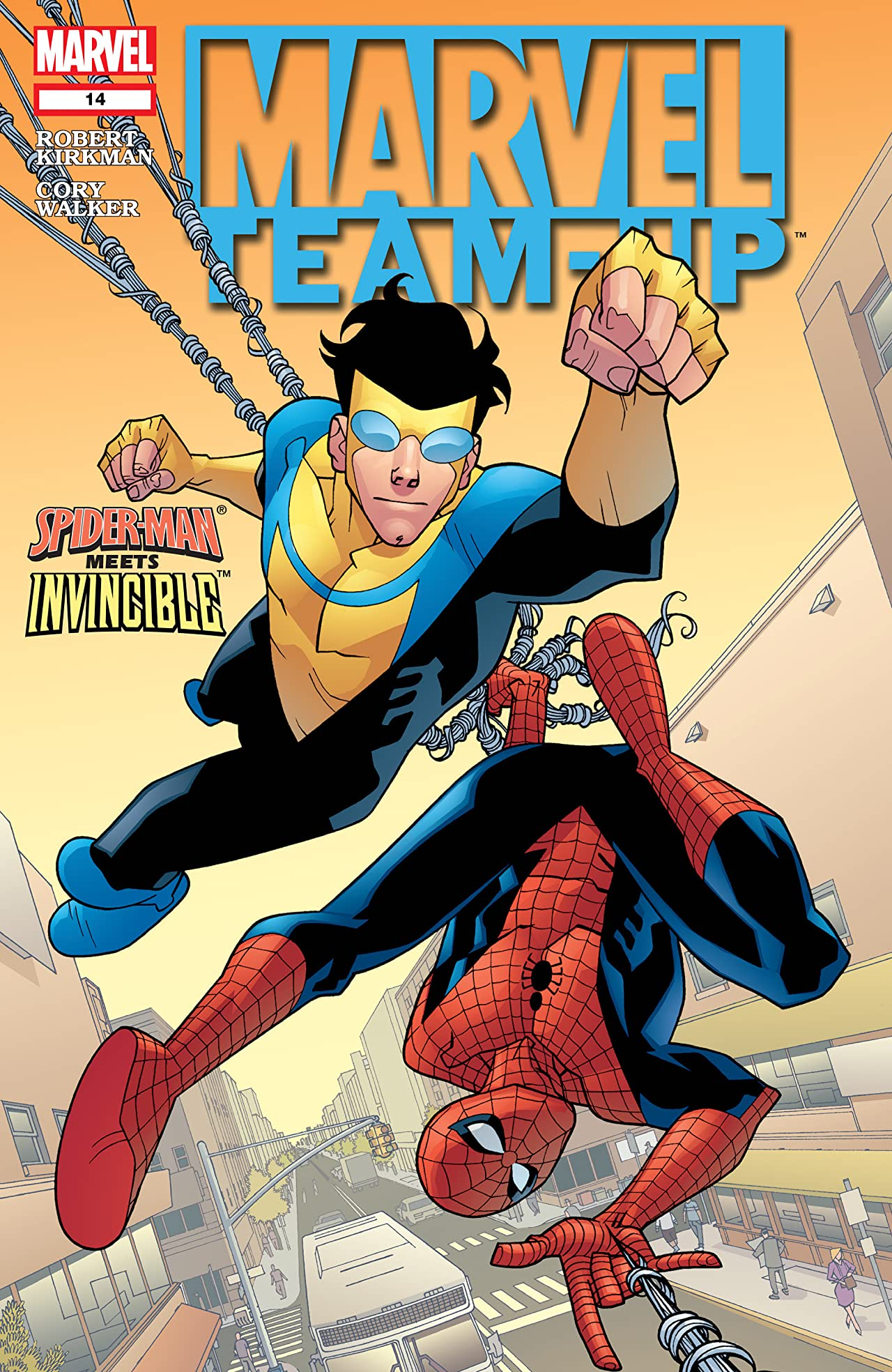 Marvel Team-Up (2004-2006) #14