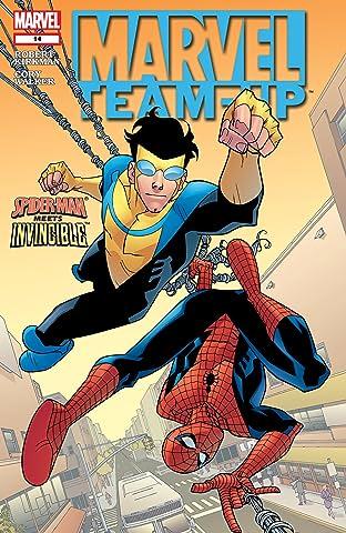 Marvel Team-Up (2004-2006) #14
