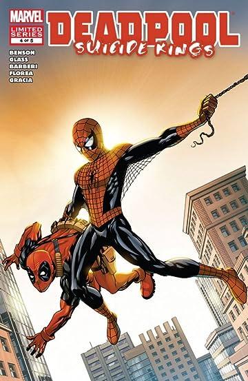 Deadpool: Suicide Kings #4 (of 5)