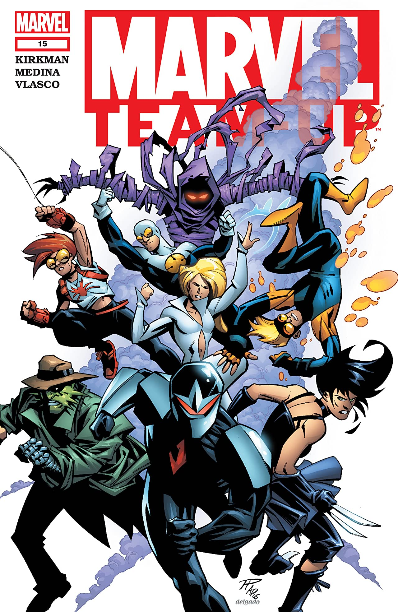 Marvel Team-Up (2004-2006) #15
