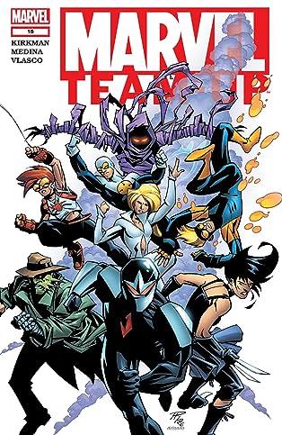 Marvel Team-Up (2004-2006) #15
