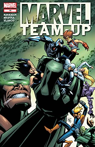 Marvel Team-Up (2004-2006) #16