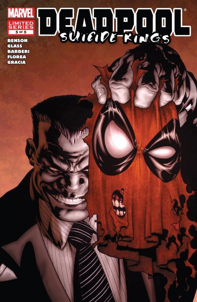 Deadpool: Suicide Kings #5 (of 5)