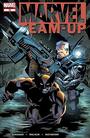 Marvel Team-Up (2004-2006) #19