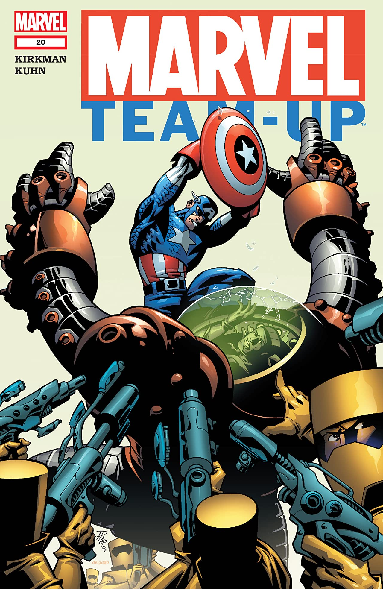 Marvel Team-Up (2004-2006) #20