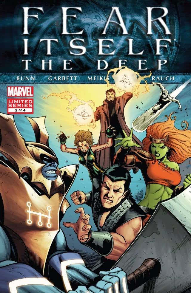 Fear Itself: The Deep #2 (of 4)