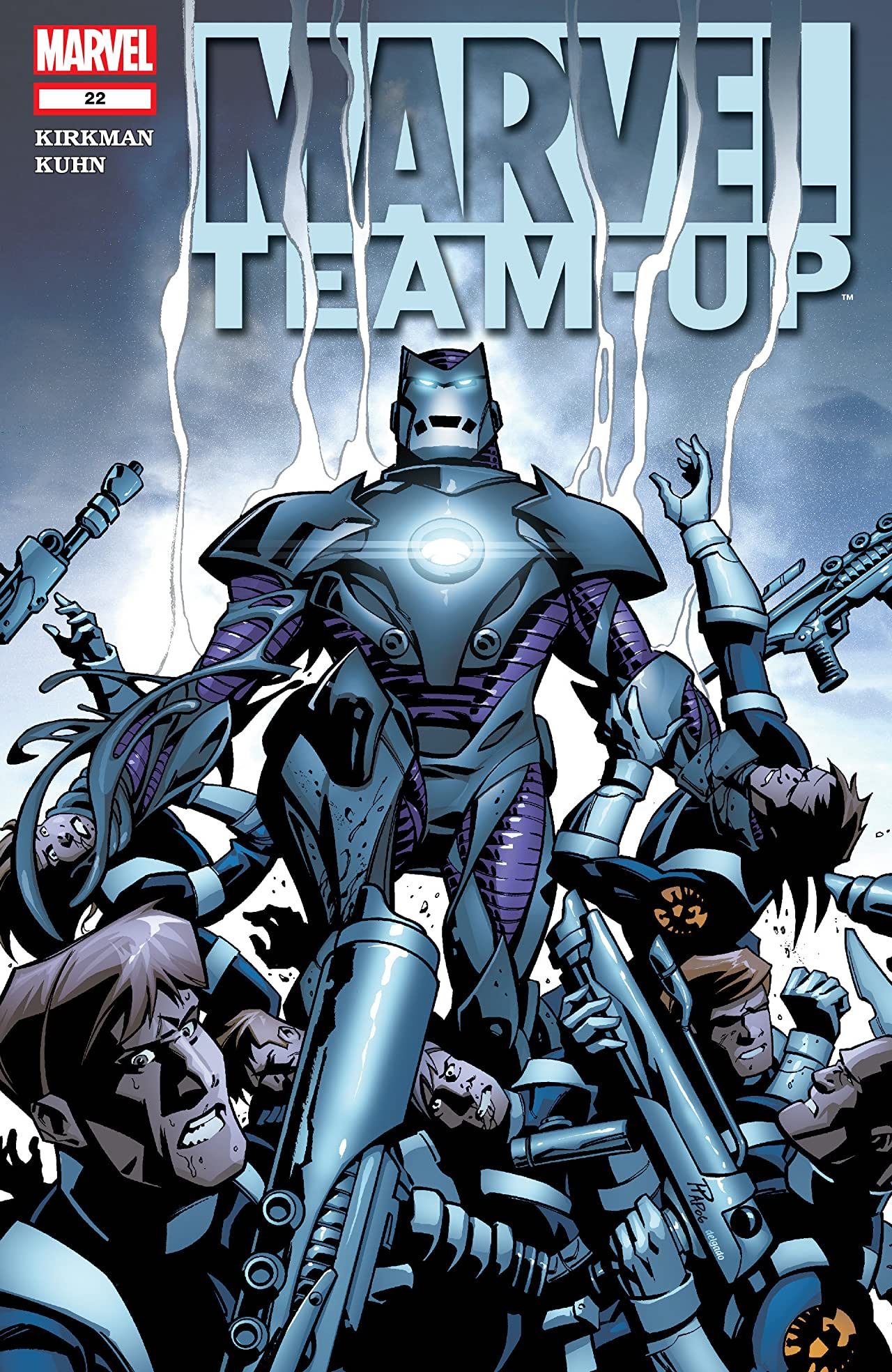 Marvel Team-Up (2004-2006) #22