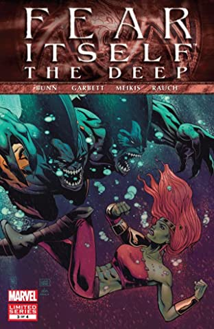 Fear Itself: The Deep #3 (of 4)