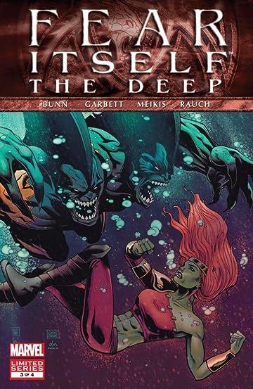 Fear Itself: The Deep #3 (of 4)