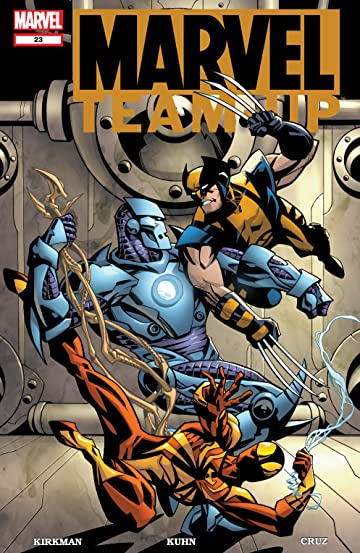Marvel Team-Up (2004-2006) #23