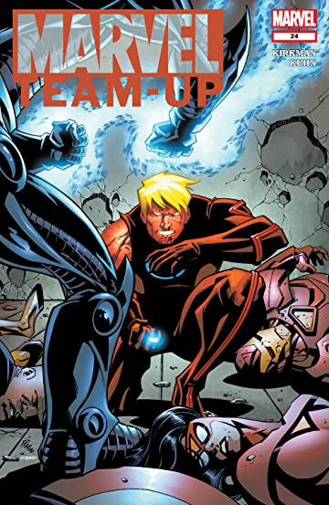 Marvel Team-Up (2004-2006) #24