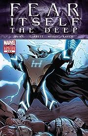 Fear Itself: The Deep #4 (of 4)