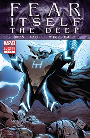 Fear Itself: The Deep #4 (of 4)