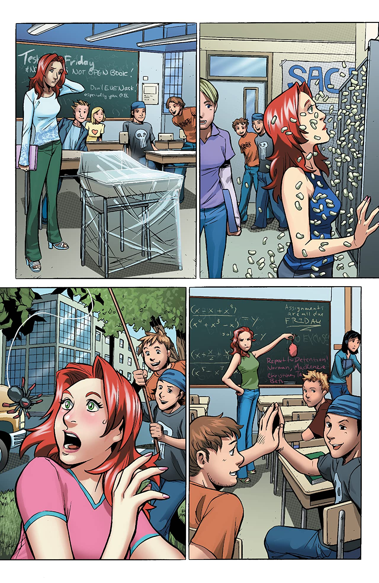 Mary Jane (2004) #3 (of 4)