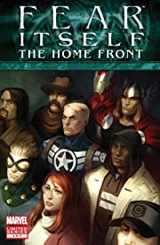 Fear Itself: The Home Front #1 (of 7)