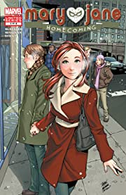 Mary Jane: Homecoming (2005) #1 (of 4)