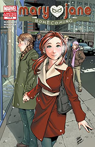 Mary Jane: Homecoming (2005) No.1 (sur 4)