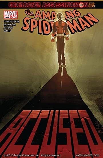 Amazing Spider-Man (1999-2013) #587