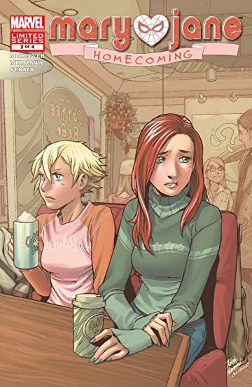 Mary Jane: Homecoming (2005) #2 (of 4)