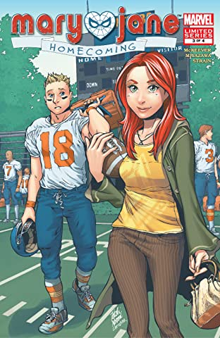 Mary Jane: Homecoming (2005) No.3 (sur 4)