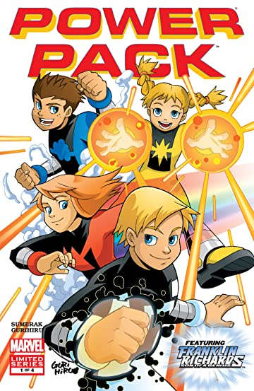 Power Pack (2005) #1 (of 4)