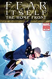 Fear Itself: The Home Front #3 (of 7)