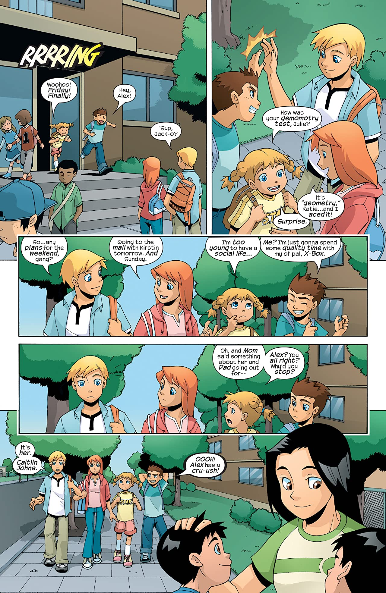 Power Pack (2005) #2 (of 4)