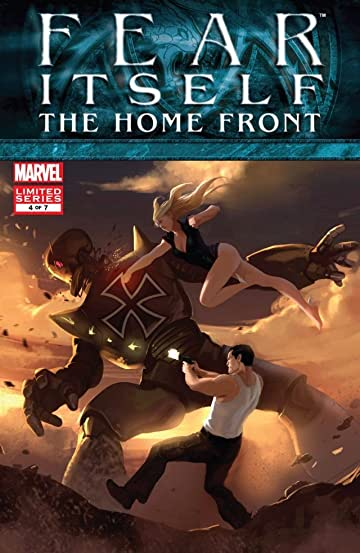 Fear Itself: The Home Front #4 (of 7)