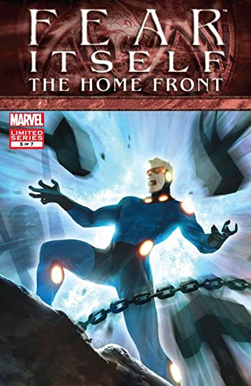 Fear Itself: The Home Front #5 (of 7)