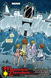 Power Pack: Day One (2008) #2 (of 4)