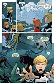 Power Pack: Day One (2008) #3 (of 4)