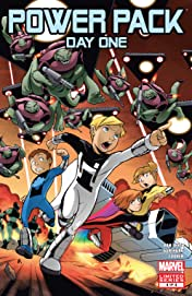 Power Pack: Day One (2008) #4 (of 4)