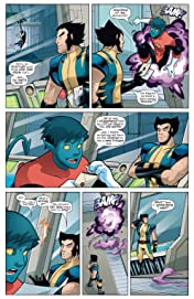X-Men and Power Pack (2005-2006) #3 (of 4)