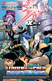 X-Men and Power Pack (2005-2006) #4 (of 4)