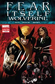 Fear Itself: Wolverine #1 (of 3)