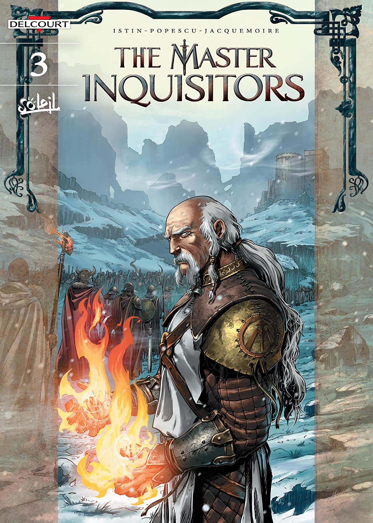 The Master Inquisitors Vol. 3: Nikolaï
