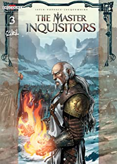 The Master Inquisitors Vol. 3: Nikolaï