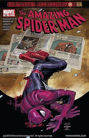 Amazing Spider-Man (1999-2013) No.588