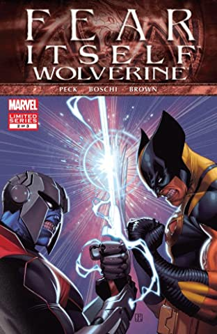 Fear Itself: Wolverine #2 (of 3)