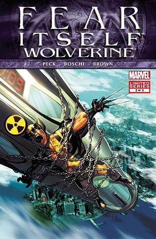 Fear Itself: Wolverine No.3 (sur 3)