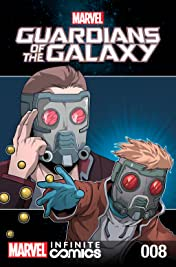 Guardians of the Galaxy: Awesome Mix Infinite Comic (2016-2017) #8