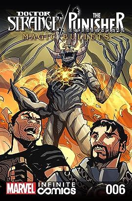Doctor Strange/Punisher: Magic Bullets Infinite Comic #6 (of 8)