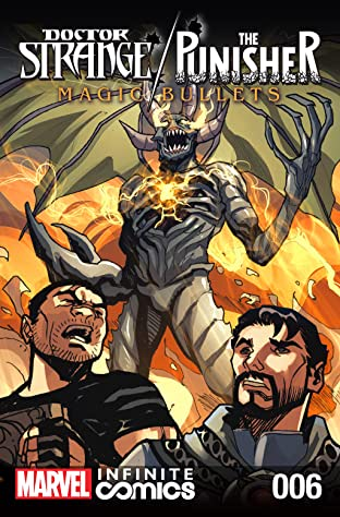 Doctor Strange/Punisher: Magic Bullets Infinite Comic #6 (of 8)