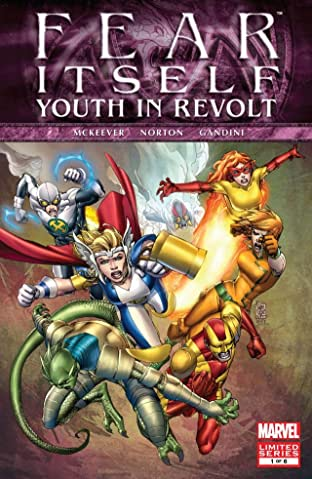 Fear Itself: Youth In Revolt #1 (of 6)