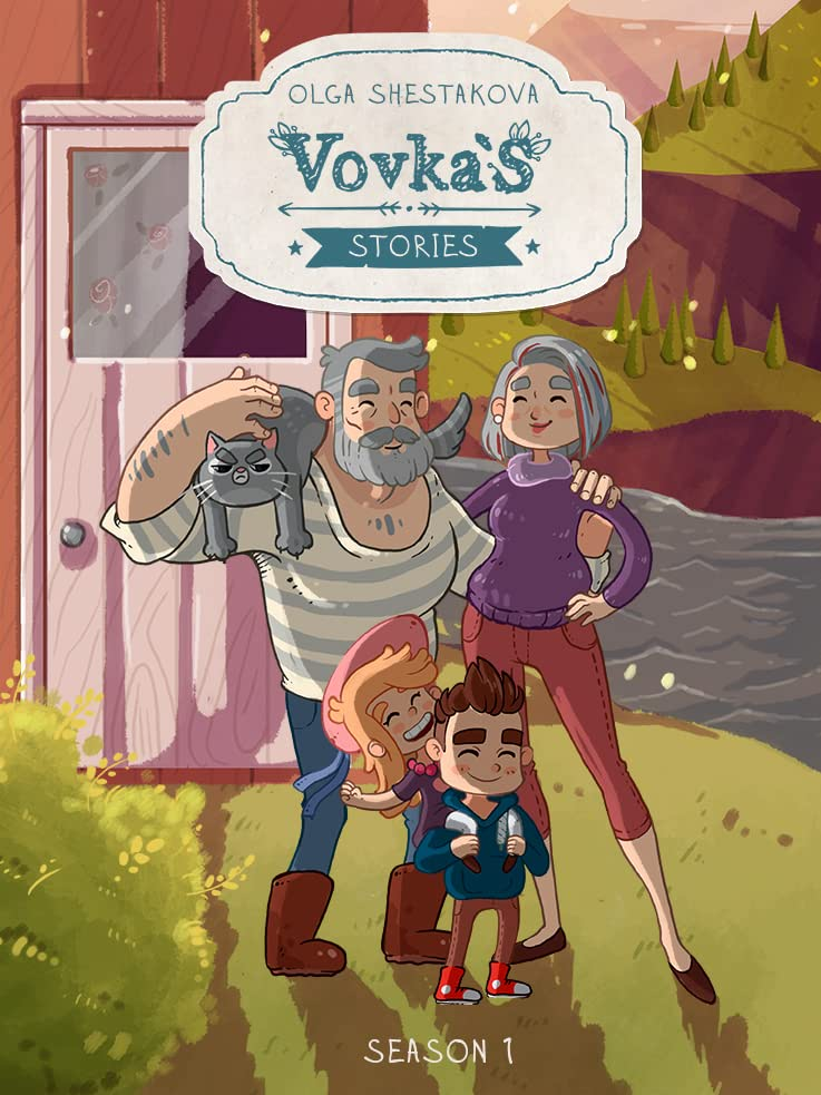 Vovka's Stories Vol. 1: Season 1