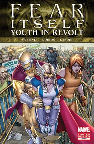Fear Itself: Youth In Revolt No.2 (sur 6)